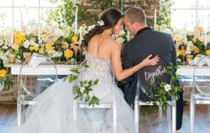 Power House Events Wedding