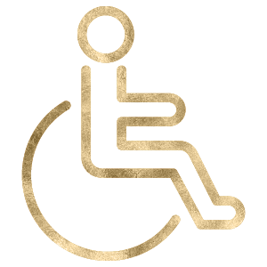 Power House Handicap Accessible Icon