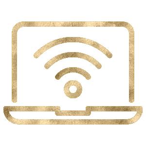 Power House Wireless Internet Icon