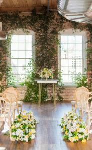 Power House Wedding