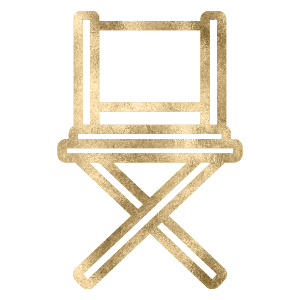 Power House Venue Icons Folding Chairs